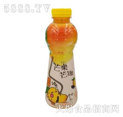芒来芒趣果汁饮料