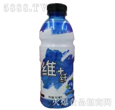 维+纤蓝莓味饮料591ml
