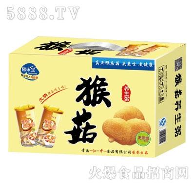 菌乐宝猴菇养生粥