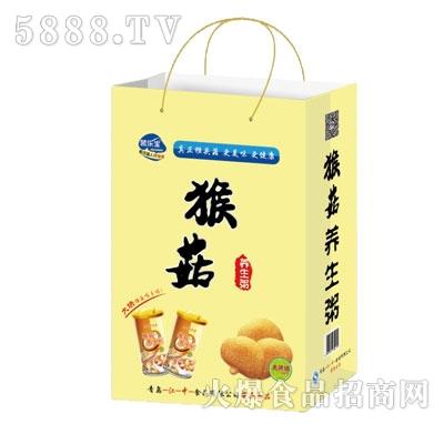 菌乐宝猴菇养生粥(礼袋)