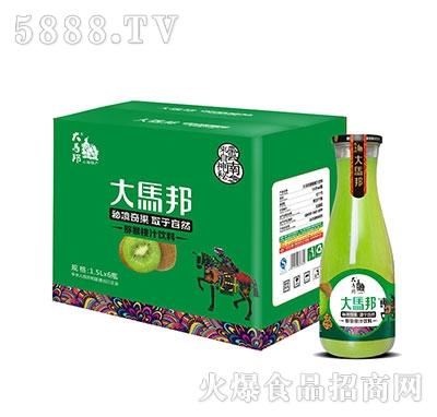 大马邦猕猴桃1.5Lx6瓶