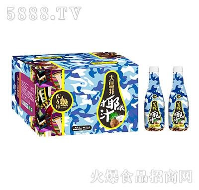 大马邦椰汁箱装