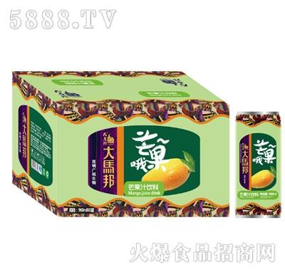 大马邦芒果汁饮料960mlx6瓶