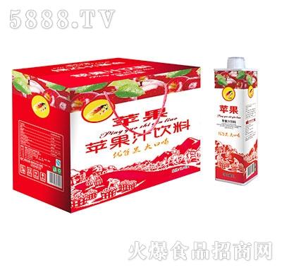 大马邦1Lx8瓶苹果汁