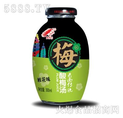 大马邦桂花味酸梅汤300ml