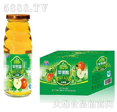 光辉木糖醇苹果醋330mlx15瓶
