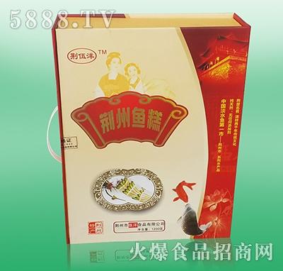 伍洋荆州鱼糕1200g|荆州伍洋美食-火图片食品a图片