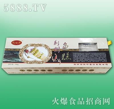 伍洋荆州鱼糕700g|荆州伍洋美食-a美食中国韩国明星食品吃图片