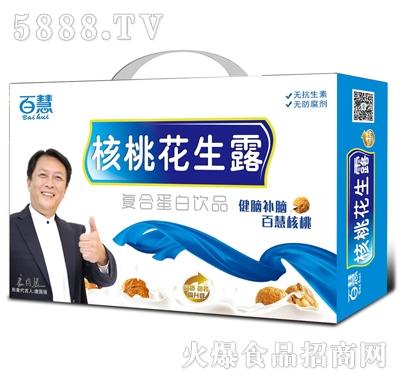 百慧核桃花生露(箱)