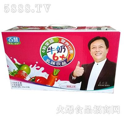 百慧果味奶(箱装)