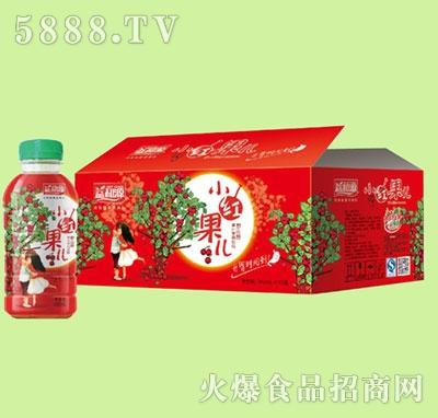 益和源小红果儿野山楂果汁360mlx15瓶