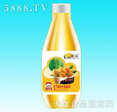 靓淼芒果汁280ml