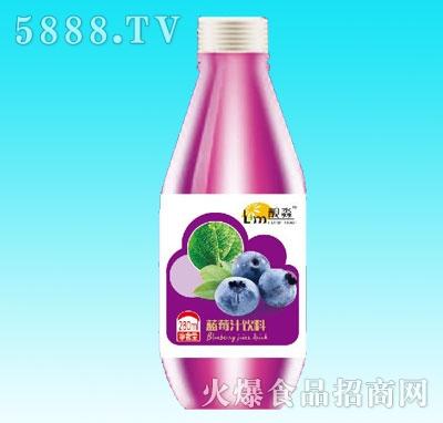 靓淼蓝莓汁280ml