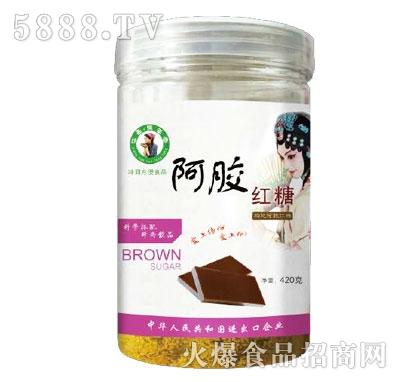 润丰堂阿胶红糖420克