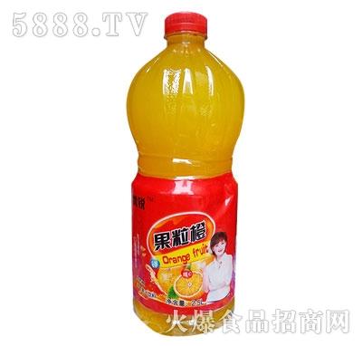 优锐果粒橙2.5L