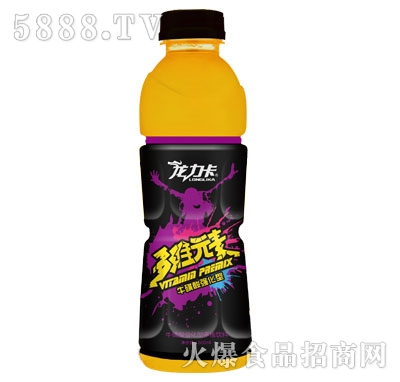 龙力卡牛磺酸强化型多维饮料600ml