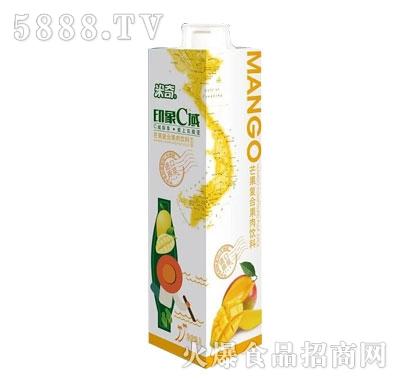 米奇印象C域芒果复合果汁饮料1L