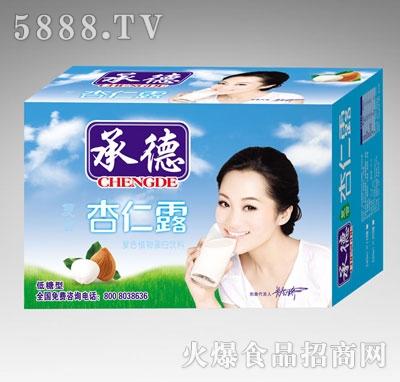 承德杏仁露复合植物蛋白饮料低糖礼盒
