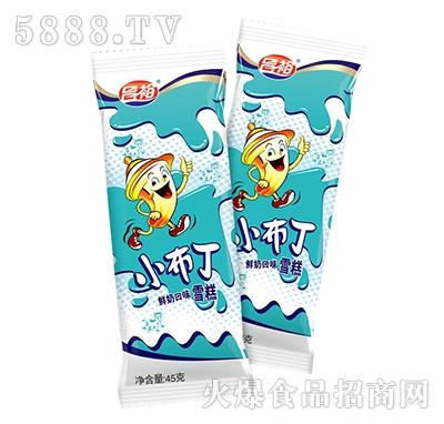 昌裕小布丁鲜奶口味雪糕45g