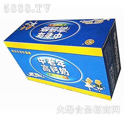 中老年高钙(普装)礼盒