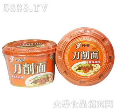 神宫刀削面香辣牛肉味115g