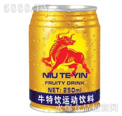 牛特饮运动饮料250ml