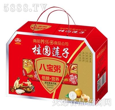 圆莲子低糖八宝粥礼盒(1×6或1×8)