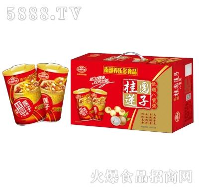 桂圆莲子低糖八宝粥 320g×12罐