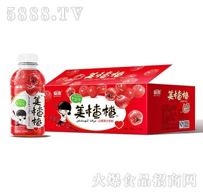 爱雨美楂楂山楂汁350ml