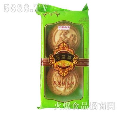 范芙瑞花生酥月饼300克