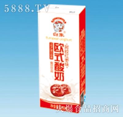 白象欧式酸奶250ml
