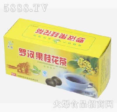 松达罗汉果桂花茶(黄色装)