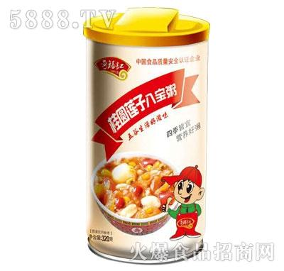 奇福记桂圆莲子八宝粥320克