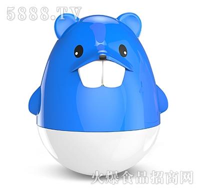 大牙不倒翁儿童牛奶乳酸菌乳饮料(蓝)