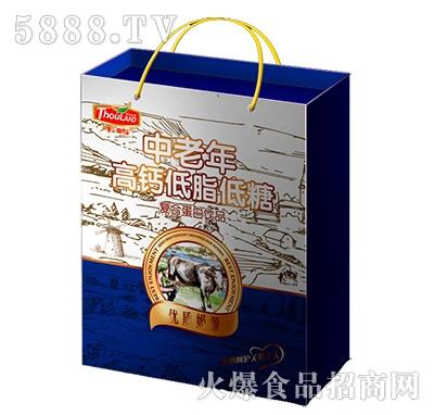 千屿中老年高钙低脂低糖蛋白饮品礼盒