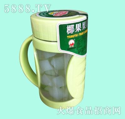 同泰食品380g椰果水果罐头