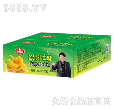 顶呱呱芒果汁饮料230mlx20瓶
