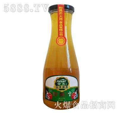 汾兰苹果汁1L