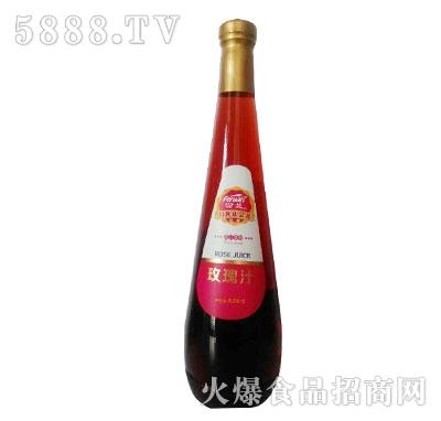 汾兰828ml玫瑰汁
