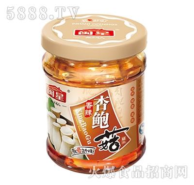 闽星香辣杏鲍菇170g产品图