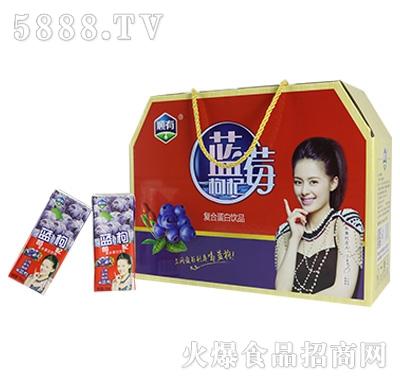 250mlx12顺有蓝莓枸杞礼盒