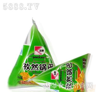 顶康孜然锅巴(绿)