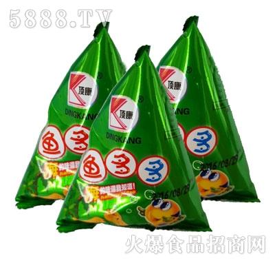 顶康鱼多多(绿袋)
