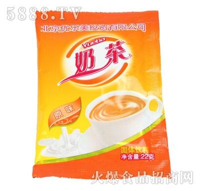 优乐美奶茶原味22克