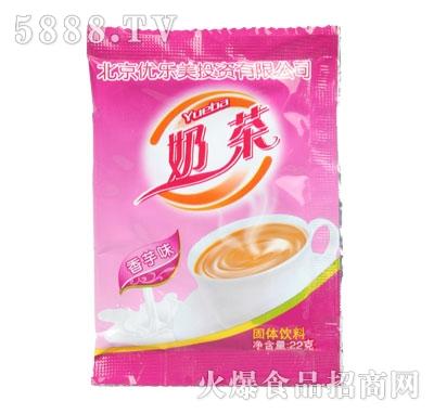 优乐美奶茶香芋味22克