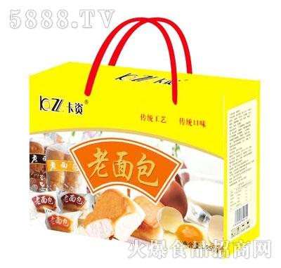 卡资老面包礼盒装1.25千克