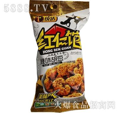 红仁馆36克怪味胡豆