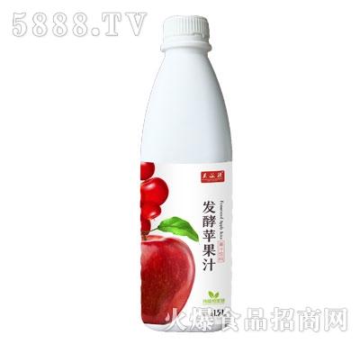 天海源发酵苹果汁1.5L