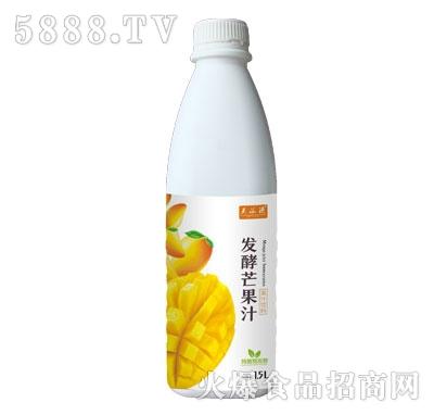 天海源发酵芒果汁1.5L