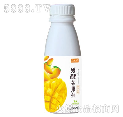 天海源发酵芒果汁350ml